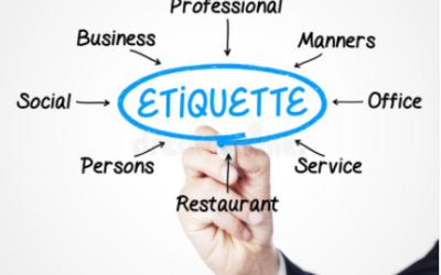 English Etiquette & Culture