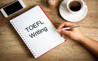 TOEFL-writing